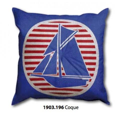 Kit pillow Canvas Coque art. 1903.196