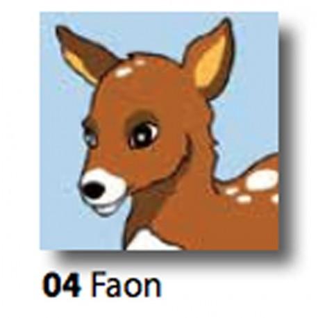 Kit Canovaccio Faon art. 7054.04