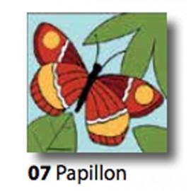 Kit Canvas Papillon art. 7054.07