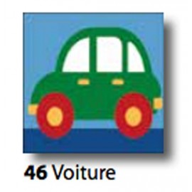 Kit Cloth Voiture art. 7054.46