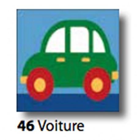 Kit Cloth Voiture art. 7054.46