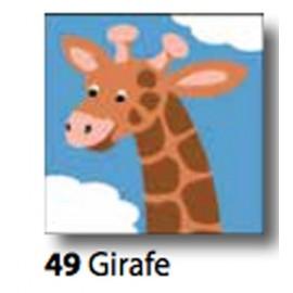 Kit Canovaccio Girafe art. 7054.49