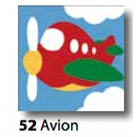 Kit Canovaccio Avion art. 7054.52