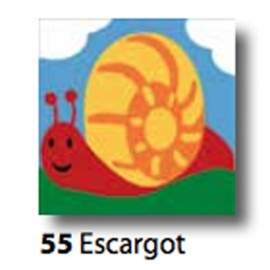 Kit Canovaccio Escargot art. 7054.55