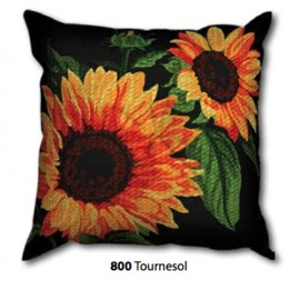 Kit Pillow canvas Tournesol art. 273.800