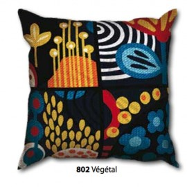 Kit Pillow canvas Végètal art. 273.802