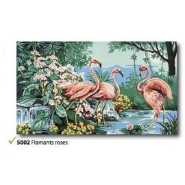 Canovaccio Flamants roses art. 103.5002