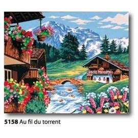 Cloth Au fil du torrent art. 134.5158