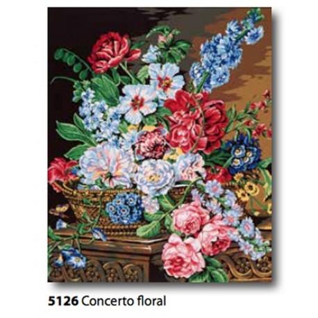 Cloth Concert floral art. 134.5126