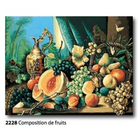 Cloth Composition de fruits art. 143.2228