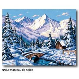 Cloth The manteau de neige art. 152.04