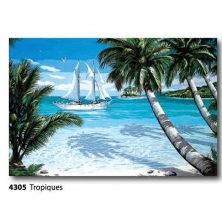Cloth Tropiques art. 163.4305