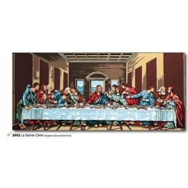 Tea towel of Sainte last supper art. 173.3092