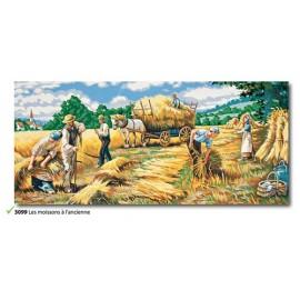 Canovaccio Les moissons à l'ancienne art. 173.3099
