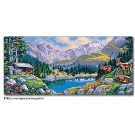 Cloth The mountains eux bouquetins art. 173.3103