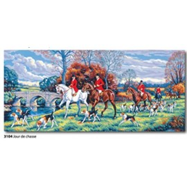 Cloth Jour de chasse art. 173.3104