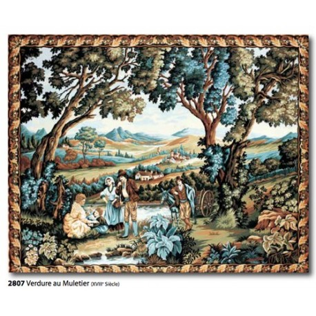 Cloth Verdure au Muletier art. 223.2807