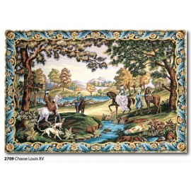 Cloth Chasse Louis art. 233.2709