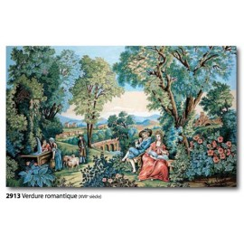 Tea towel Vegetables romantique art. 253.2913