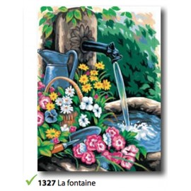 Canvas La fontaine art. 153.1327