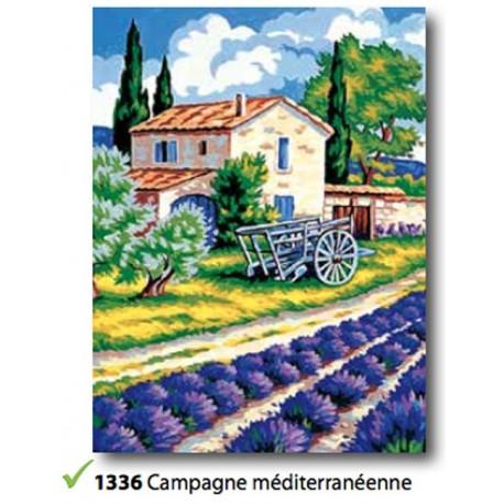 Canvas Campaigns méditerranéenne art. 153.1336