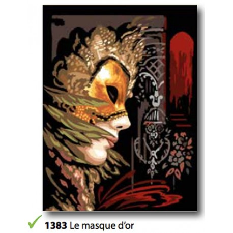 Canovaccio Le masque d'or art. 153.1383