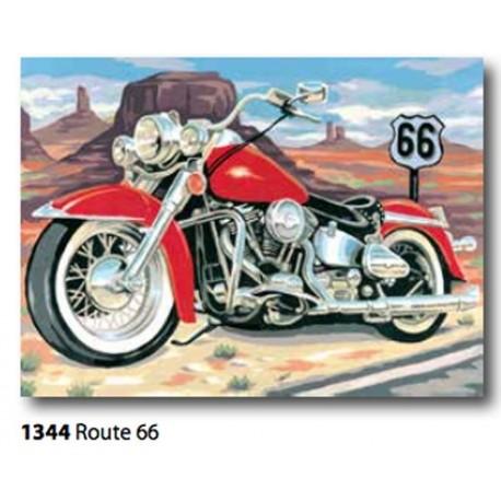 Canvas Route 66 art. 153.1344