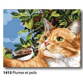 Cloth, Plumes et poils art. 153.1415