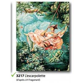 Cloth The escarpolette art.133.3217