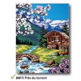 Canovaccio Près du torrent art.133.3411