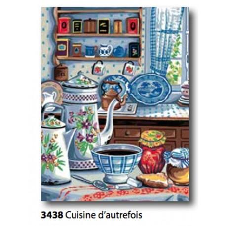 Canovaccio Cuisine d'autrefois art.133.3438