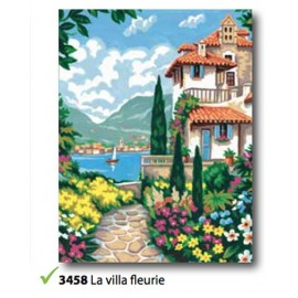Plot The villa fleurie art.133.3458
