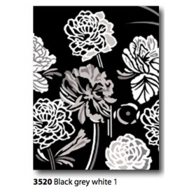 Cloth Black grey white 1 art.133.3520