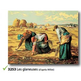 Canvas Les glaneuses art.133.3523