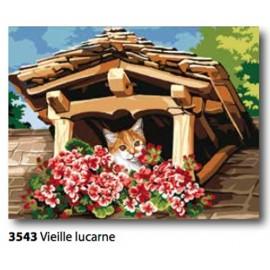 Canovaccio Vieille lucarne art.133.3543