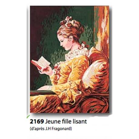 Canovaccio Jeune fille lisant art. 72.2169