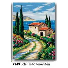 Tea towel Soleil méditerranéen art. 72.2249