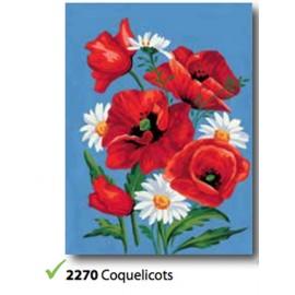 Canovaccio Coquelicots art. 72.2270