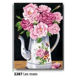 Cloth Les roses art. 72.2287