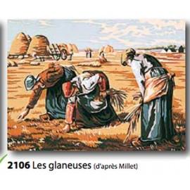 Canvas Les glaneuses art. 72.2106