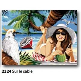 Canovaccio Sur la sable art. 72.2324