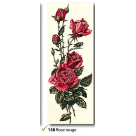Cloth Rose rouge art. 62.158