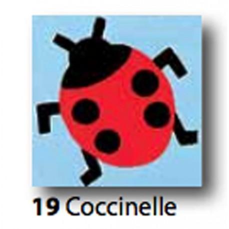 Kit Canovaccio Coccinelle art. 1435.19