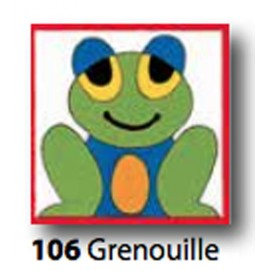 Kit Canovaccio Grenouille art. 1435.106