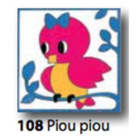 Kit Canovaccio Piou piou art. 1435.108