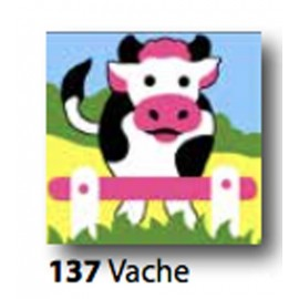 Kit Cloth Vache art. 1435.137