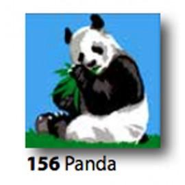 Kit Canovaccio Panda art. 1435.156