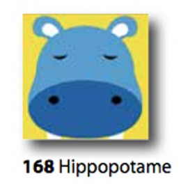Kit Canovaccio Hippopotame art. 1435.168