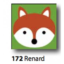 Kit Cloth Renard art. 1435.172