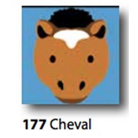 Kit Canovaccio Cheval art. 1435.177